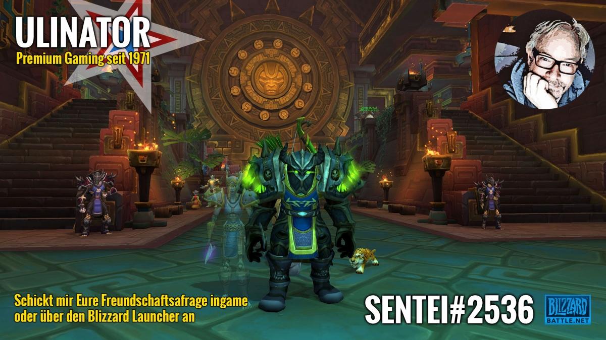 So findet Ihr ULINATOR bei Battle.net - added mich unter Sentei#2536