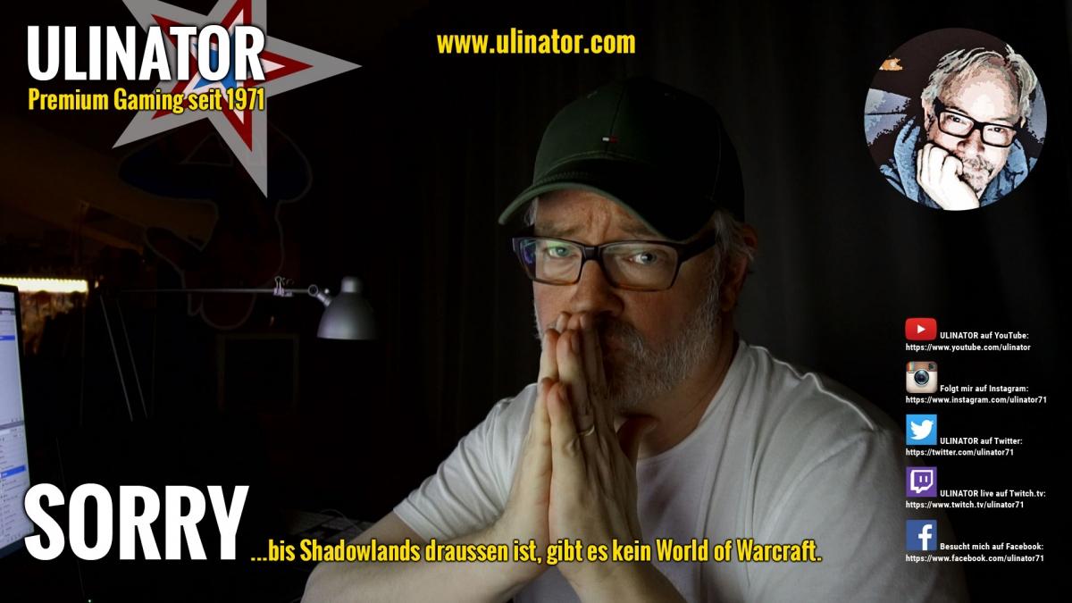 WoW Pause bis zum Release von Shadowlands
