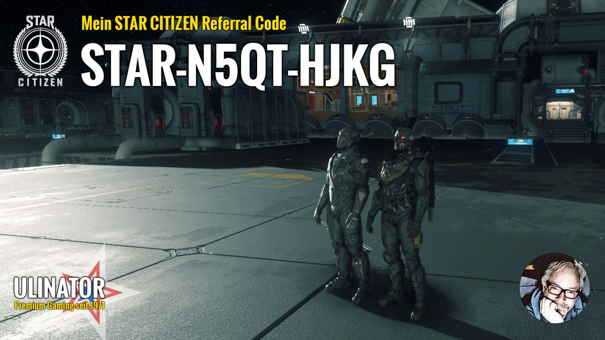 Mein Star Citizen Referral Code