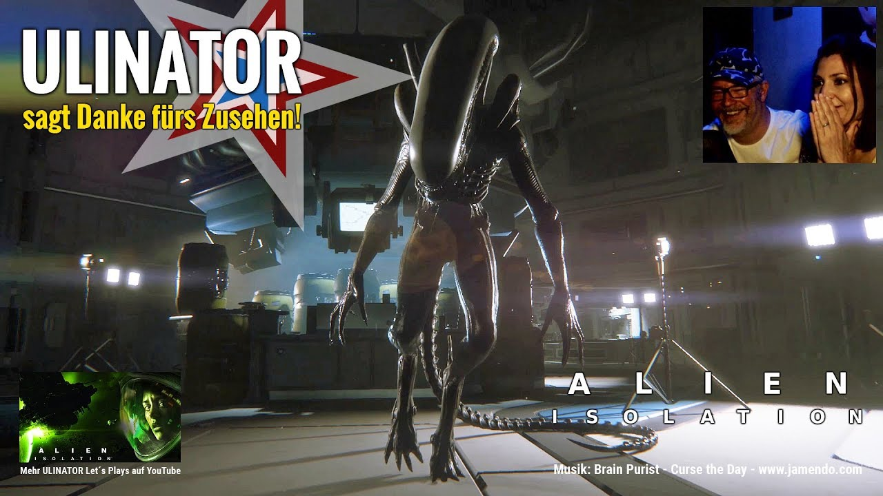 Embedded thumbnail for ALIEN ISOLATION - Die allerbeste Cutscene