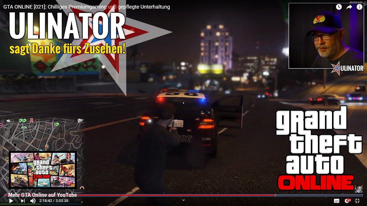 Embedded thumbnail for GTA ONLINE - Chilliges Premiumgaming und gepflegte Unterhaltung